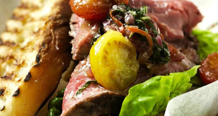 ultimate steak sandwich, gordon ramsey, umsisi house, private villa, Kruger National Park, Zero Food Waste, Gourmet Getaway, Food Management at Home